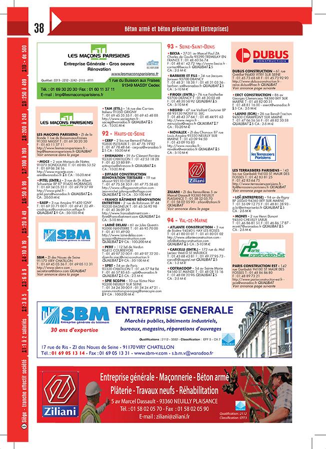 Catalogue Sageret